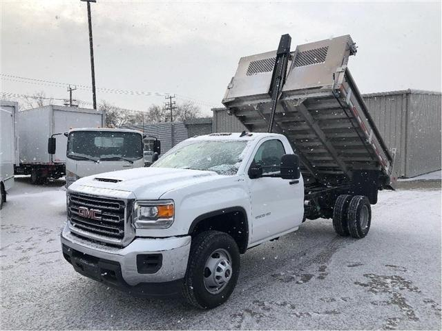 2019 GMC Sierra 3500HD SOLD!New 2019 GMC Sierra 3500 4x4 W/Aluminum Dump (Stk: DT95195) in Toronto - Image 8 of 12