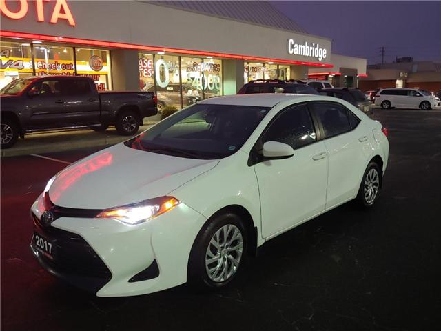 2017 Toyota Corolla  (Stk: P0054470) in Cambridge - Image 2 of 14