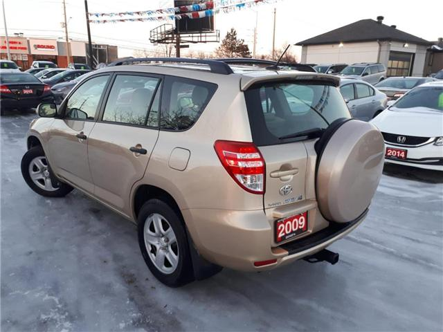 2009 Toyota RAV4 Base (Stk: 013758) in Orleans - Image 2 of 26
