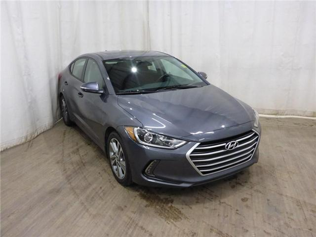 2017 Hyundai Elantra Limited SE (Stk: 19011664) in Calgary - Image 1 of 30