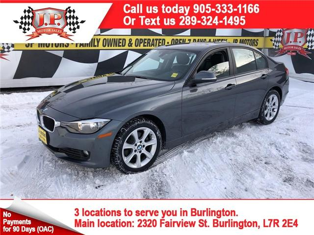 2014 BMW 320i xDrive (Stk: 46151) in Burlington - Image 1 of 23