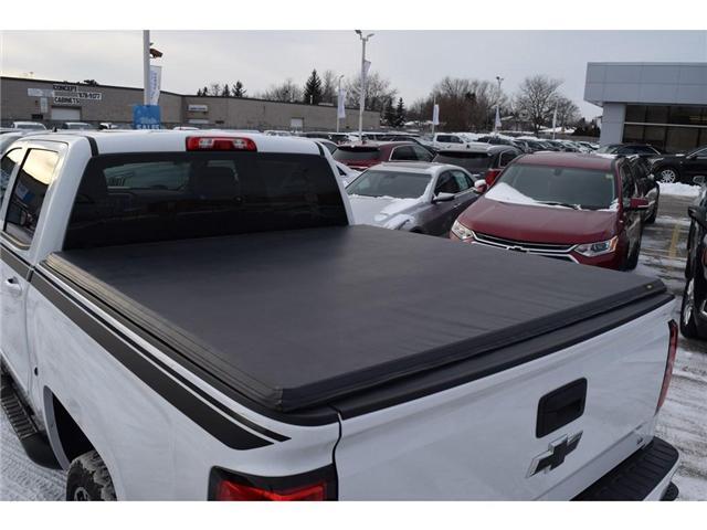 2018 Chevrolet Silverado 1500 2LT/DEMO/RALLY 2 PKG/Z71 PKG/TRUE NRTH PKG/22s (Stk: 264984D) in Milton - Image 6 of 23