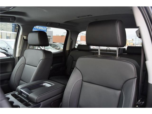 2018 Chevrolet Silverado 1500 2LT/DEMO/RALLY 2 PKG/Z71 PKG/TRUE NRTH PKG/22s (Stk: 264984D) in Milton - Image 13 of 23