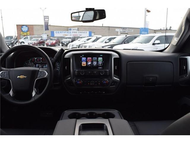 2018 Chevrolet Silverado 1500 2LT/DEMO/RALLY 2 PKG/Z71 PKG/TRUE NRTH PKG/22s (Stk: 264984D) in Milton - Image 14 of 23