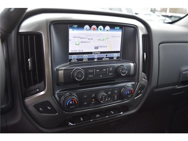 2018 Chevrolet Silverado 1500 2LT/DEMO/RALLY 2 PKG/Z71 PKG/TRUE NRTH PKG/22s (Stk: 264984D) in Milton - Image 16 of 23