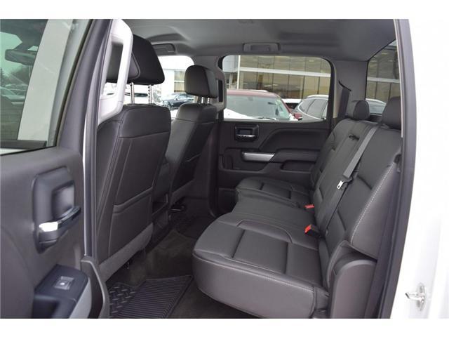 2018 Chevrolet Silverado 1500 2LT/DEMO/RALLY 2 PKG/Z71 PKG/TRUE NRTH PKG/22s (Stk: 264984D) in Milton - Image 21 of 23