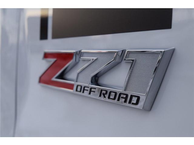 2018 Chevrolet Silverado 1500 2LT/DEMO/RALLY 2 PKG/Z71 PKG/TRUE NRTH PKG/22s (Stk: 264984D) in Milton - Image 22 of 23
