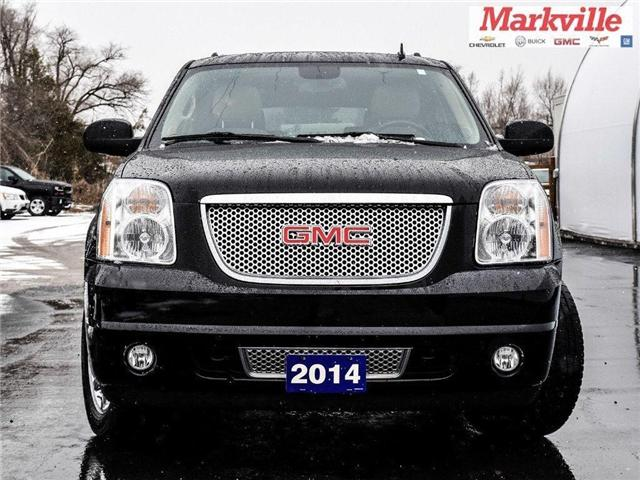 2014 GMC Yukon DENALI-NAV-RF-2 SETS TIRES-GM CERTIFIED PRE-OWNED (Stk: Z124704A) in Markham - Image 2 of 22