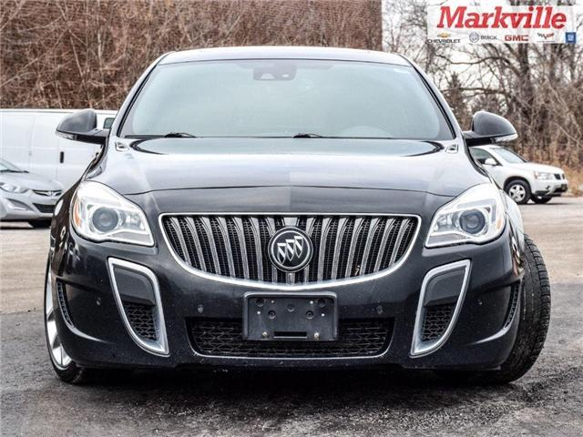 2015 Buick Regal GS-NAVI-ROOF-GM CERTIFIED PRE-OWNED-1 OWNER! (Stk: 139029A) in Markham - Image 2 of 28