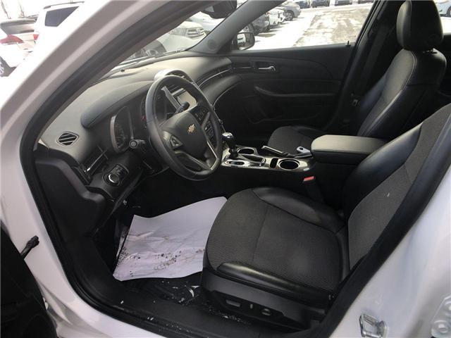 2015 Chevrolet Malibu  (Stk: 2801013A) in Calgary - Image 8 of 16