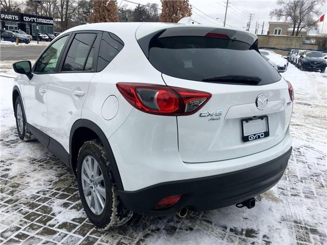 2015 Mazda CX-5 GS (Stk: 28128) in East York - Image 8 of 29