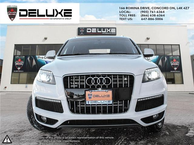 2015 Audi Q7 3.0T Sport (Stk: D0524) in Concord - Image 2 of 24