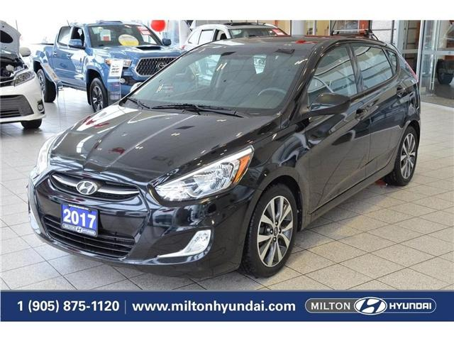 2017 Hyundai Accent SE (Stk: 340048) in Milton - Image 1 of 37