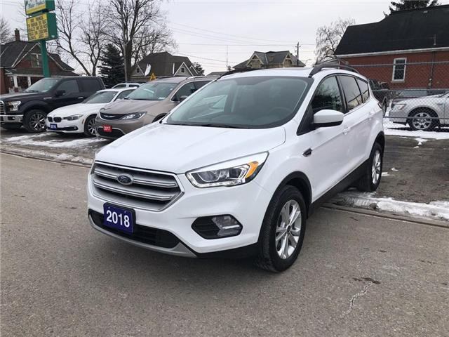 2018 Ford Escape SEL (Stk: 1FMCU9) in Belmont - Image 1 of 20