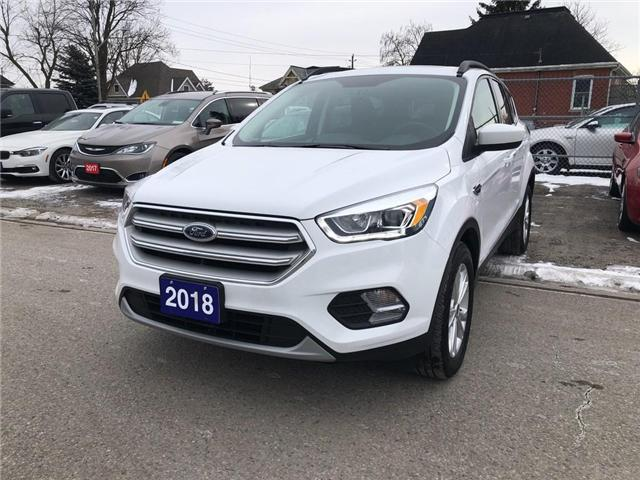 2018 Ford Escape SEL (Stk: 1FMCU9) in Belmont - Image 2 of 20