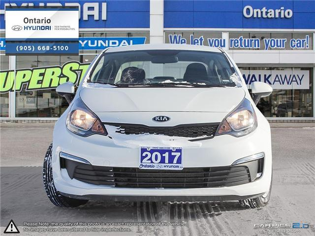 2017 Kia Rio LX+ / Reduced Price (Stk: 13341K) in Whitby - Image 2 of 27