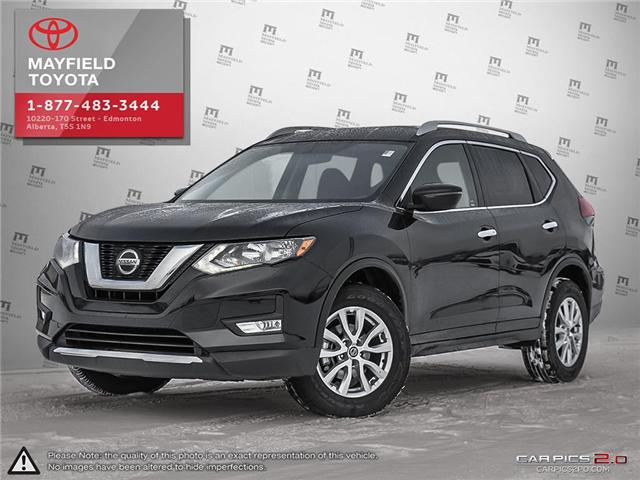 2018 Nissan Rogue SV (Stk: 1802532A) in Edmonton - Image 1 of 27