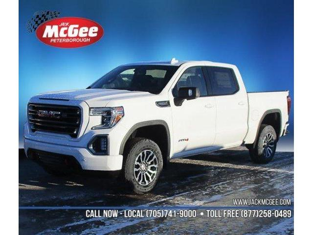 2019 GMC Sierra 1500 AT4 (Stk: 19332) in Peterborough - Image 1 of 3