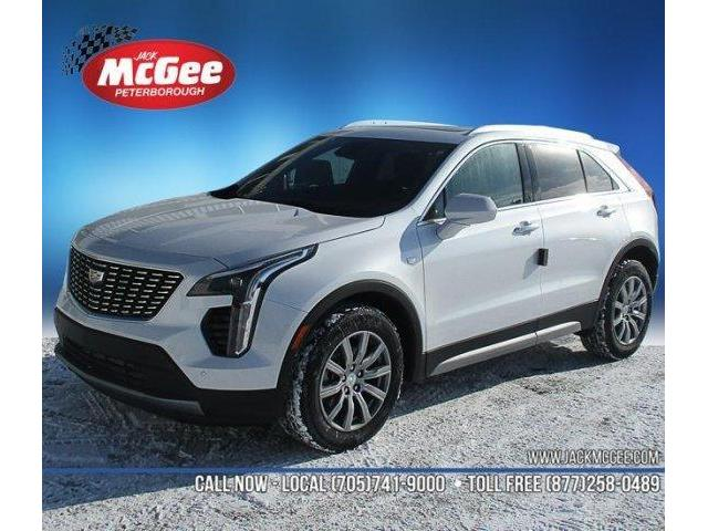 2019 Cadillac XT4  (Stk: 19336) in Peterborough - Image 1 of 3