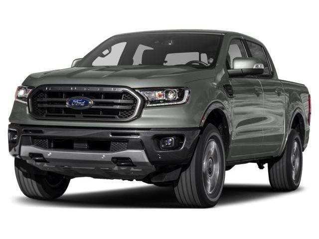 2019 Ford Ranger Lariat (Stk: 196142) in Vancouver - Image 1 of 2