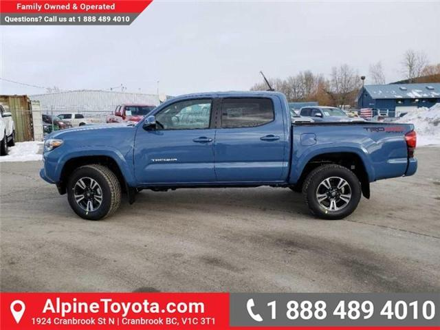 2019 Toyota Tacoma TRD Sport (Stk: X178064) in Cranbrook - Image 2 of 18