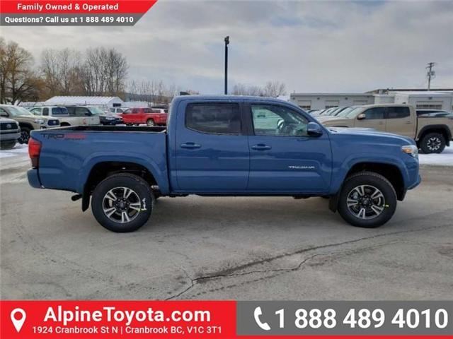 2019 Toyota Tacoma TRD Sport (Stk: X178064) in Cranbrook - Image 6 of 18