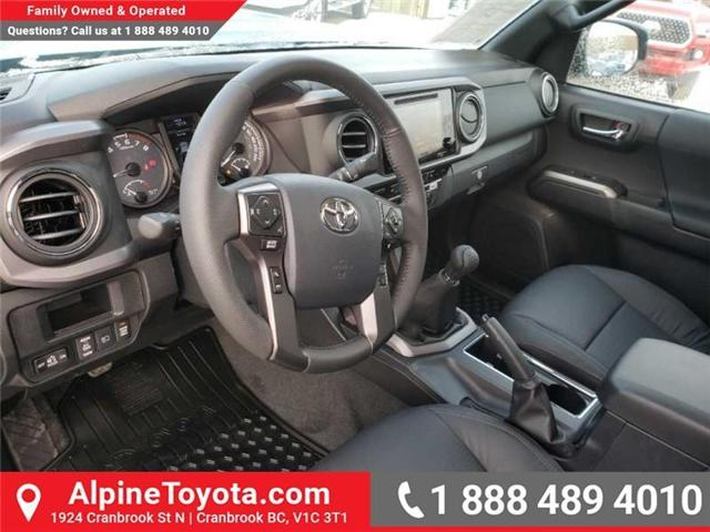 2019 Toyota Tacoma TRD Sport (Stk: X178064) in Cranbrook - Image 9 of 18