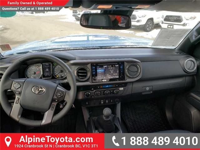 2019 Toyota Tacoma TRD Sport (Stk: X178064) in Cranbrook - Image 10 of 18