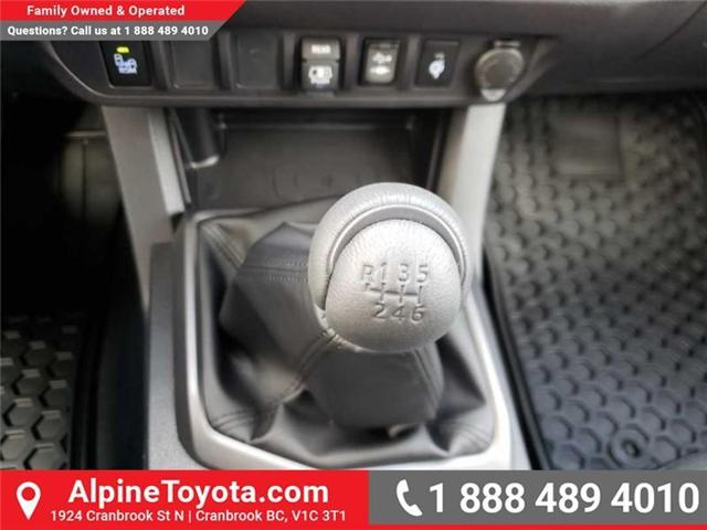 2019 Toyota Tacoma TRD Sport (Stk: X178064) in Cranbrook - Image 15 of 18
