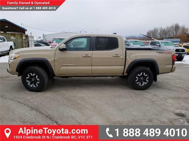2019 Toyota Tacoma TRD Off Road (Stk: X178637) in Cranbrook - Image 2 of 16