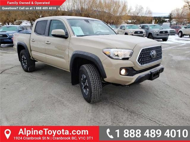 2019 Toyota Tacoma TRD Off Road (Stk: X178637) in Cranbrook - Image 7 of 16