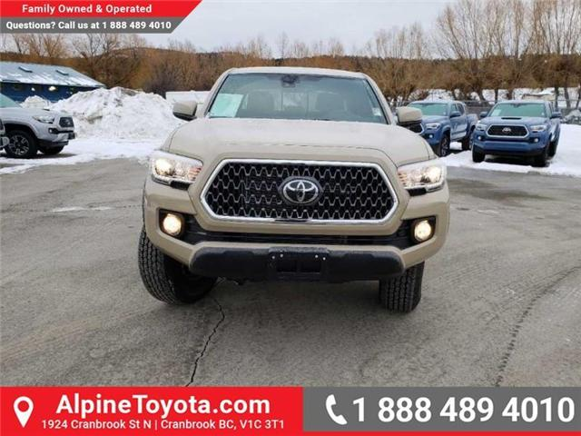 2019 Toyota Tacoma TRD Off Road (Stk: X178637) in Cranbrook - Image 8 of 16