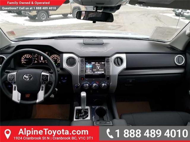2019 Toyota Tundra SR5 Plus 5.7L V8 (Stk: X810489) in Cranbrook - Image 9 of 14