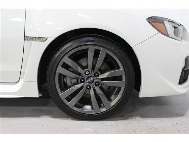 2017 Subaru WRX  (Stk: 839274) in Vaughan - Image 8 of 30