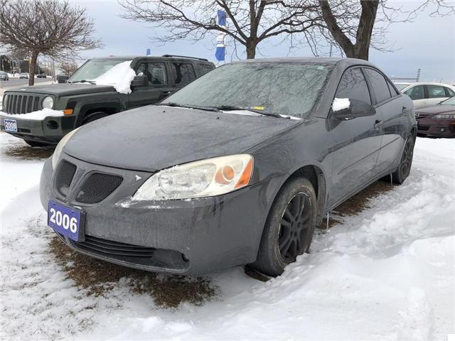 2006 Pontiac G6 4DR SDN SE (Stk: 185489A) in Burlington - Image 1 of 5