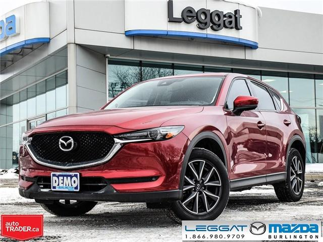 2018 Mazda CX-5 - (Stk: 188335) in Burlington - Image 1 of 24