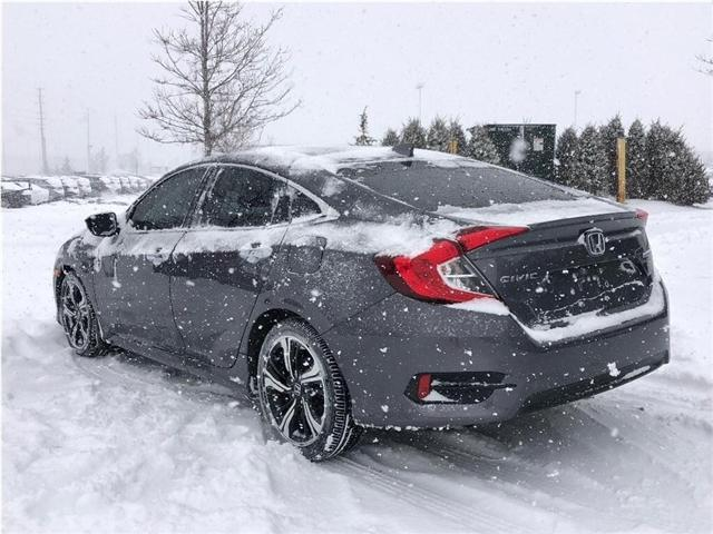 2016 Honda Civic Touring (Stk: P6778A) in Barrie - Image 2 of 21