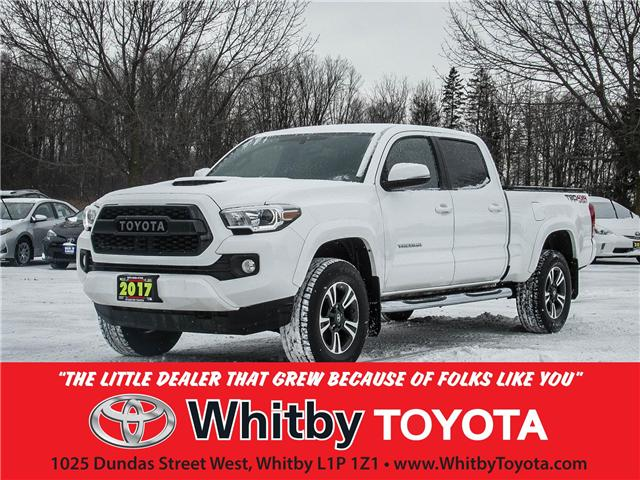 2017 Toyota Tacoma  (Stk: 80422A) in Whitby - Image 1 of 21