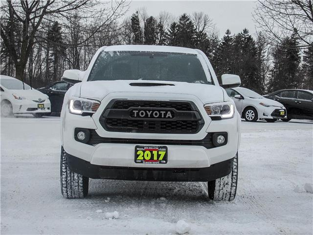 2017 Toyota Tacoma  (Stk: 80422A) in Whitby - Image 2 of 21