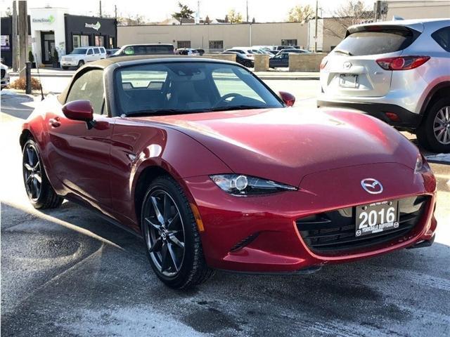 2016 Mazda MX-5 GT (Stk: P1755) in Toronto - Image 7 of 23