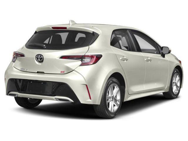 2019 Toyota Corolla Hatchback Base (Stk: 78595) in Toronto - Image 3 of 9