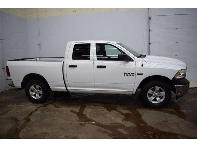 2017 RAM 1500 SXT 4X4 QUAD CAB-LOW KM * CRUISE * A/C  (Stk: B3097) in Cornwall - Image 1 of 30
