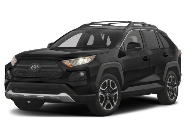 2019 Toyota RAV4 Trail (Stk: 011029) in Milton - Image 1 of 2