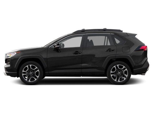 2019 Toyota RAV4 Trail (Stk: 011029) in Milton - Image 2 of 2