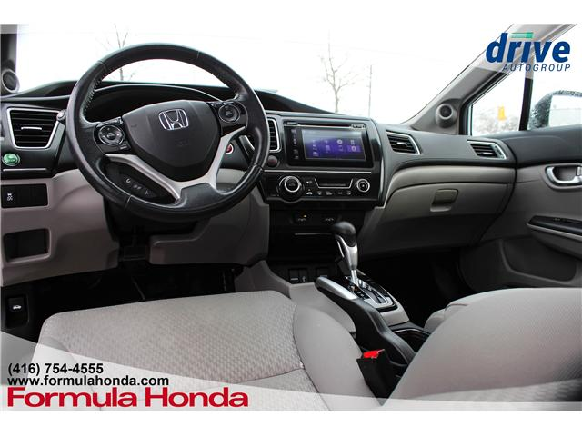 2014 Honda Civic EX (Stk: 19-0668A) in Scarborough - Image 2 of 25