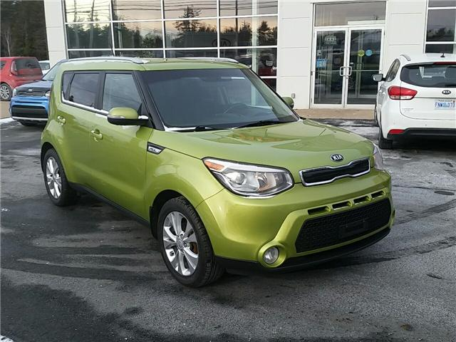 2014 Kia Soul EX+ ECO (Stk: U1009) in Hebbville - Image 1 of 23