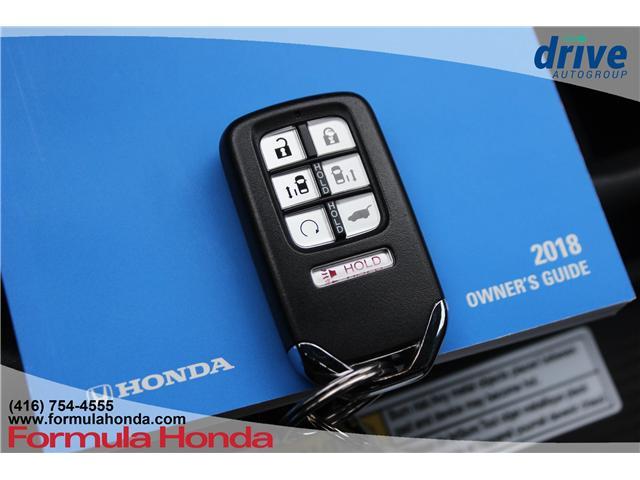 2018 Honda Odyssey Touring (Stk: B10902) in Scarborough - Image 30 of 32