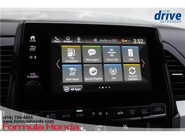 2018 Honda Odyssey Touring (Stk: B10902) in Scarborough - Image 14 of 32