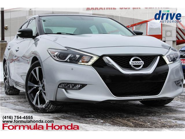 2016 Nissan Maxima SL (Stk: B10895) in Scarborough - Image 1 of 26