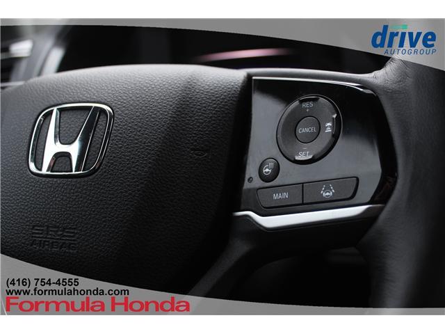 2018 Honda Odyssey Touring (Stk: B10902) in Scarborough - Image 21 of 32